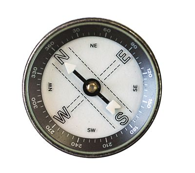 Picture Of Compass For Direction