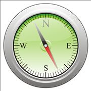Picture Of Green Compass