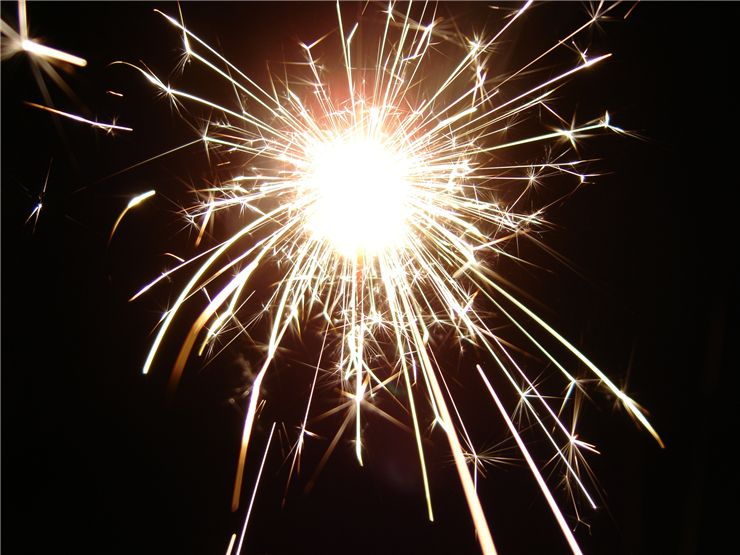 Picture Of Gunpowder Sparks