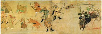 Picture Of Using A Mongol Bomb
